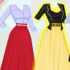Barbie Autumn Trends Pleated Skirts thumb