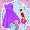 Barbie's Pretty Lace Dress thumb