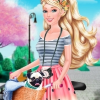 Biking With Barbie thumb