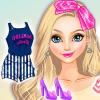 Elsa As Malibu Barbie thumb