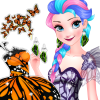 Ice Queen Butterfly Diva thumb