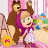 Masha And The Bear Fun Time thumb
