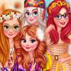 Princesses Back To 70s thumb