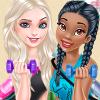 Princesses Healthy Lifestyle thumb