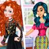 Princesses Redheads Vs Brunettes thumb