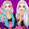 Rapunzel Monster High Fan thumb